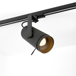 Spektra track LED tre dim GI | Lampade spot a LED | Modular Lighting Instruments