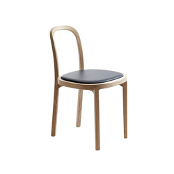 Siro+ | Chair | oak | upholstered | Stühle | Woodnotes