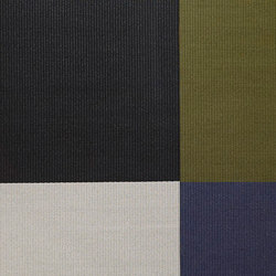 Squarely paper yarn carpet | Rugs | Woodnotes