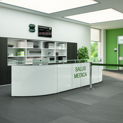 Reception | Counters | Bralco