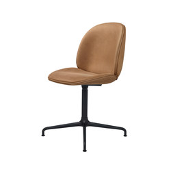 Beetle Chair – casted swivel base | Sedie visitatori | GUBI