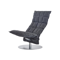 k Chair | narrow | Swivel | Sessel | Woodnotes