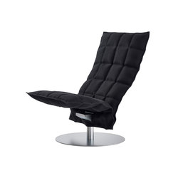 k Chair | narrow | Swivel | Fauteuils | Woodnotes