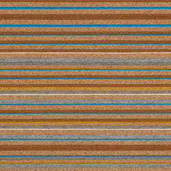 Cork & Felt 149 | Formatteppiche / Designerteppiche | danskina bv