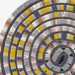 Cork & Felt 449 | Formatteppiche / Designerteppiche | danskina bv