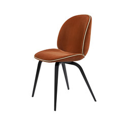 Beetle Chair – wood base | Chairs | GUBI