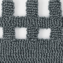 Cross 170 | Formatteppiche / Designerteppiche | Kvadrat