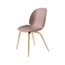 Beetle Chair – wood base | Sillas | GUBI