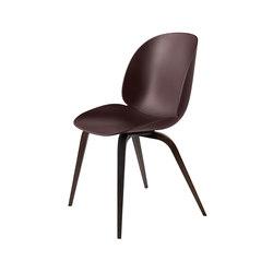 Beetle Chair – wood base   Sillas   GUBI