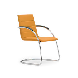 Valea Cantilever | Visitors chairs / Side chairs | ICF