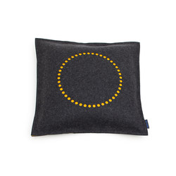 Cushion Stamp Circle | Cojines | HEY-SIGN