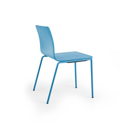 Les Chair blue | Mehrzweckstühle | Les Basic