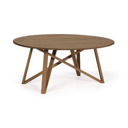 Wings | 170 Silk Brown | Dining tables | MMooD