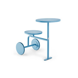 Valet blue | Side tables | Les Basic