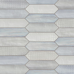 Tissue Blanc | Ceramic tiles | Mirage