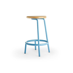 Volar 650 blue | Bar stools | Les Basic