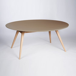 4 Seconds | 170 Otter Grey | Dining tables | MMooD