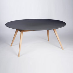 4 Seconds | 170 Pure Slate | Dining tables | MMooD