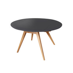 4 Seconds | Studio 100 Carbon Black | Dining tables | MMooD