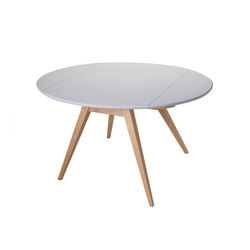 4 Seconds | Studio 100 Light Grey | Dining tables | MMooD