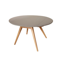 4 Seconds | Studio 100 Otter Grey | Dining tables | MMooD