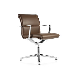 Una Chair Executive | Visitors chairs / Side chairs | ICF