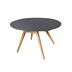 4 Seconds | Studio 100 Slate | Dining tables | MMooD