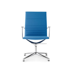 Una Chair Management | Visitors chairs / Side chairs | ICF