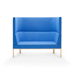 Homework sofa, highback | Loungesofas | Les Basic