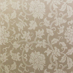 Brocades floral I BR1090 | Tessuti decorative | Omexco