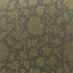 Brocades floral I BR1291 | Tessuti decorative | Omexco