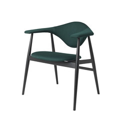 Masculo Chair – wood base | Sillas de visita | GUBI