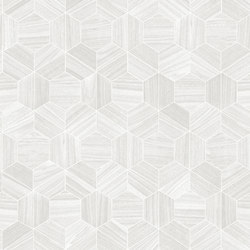 Ligna Hive | Wall coverings / wallpapers | Arte