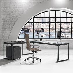 Meta | Antracita | Roble Azabache | Desks | Ofifran