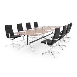 NoTable Meeting | Tables multimédia pour conferences | ICF