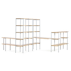 Troika | Shelving systems | Les Basic