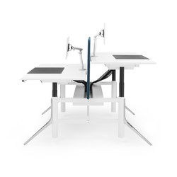 NoTable Operational desk | Desking systems | ICF