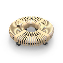 Nova C Donut | Modular seating elements | Green Furniture Concept