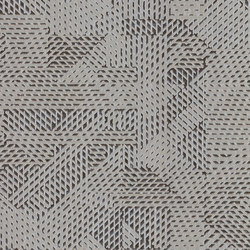 Monochrome Oblique | Wall coverings / wallpapers | Arte