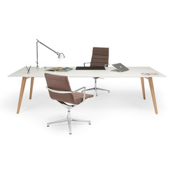 Bevel | Desks | ICF