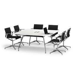Unitable Meeting | Conference tables | ICF