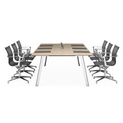 Groove | Contract tables | ICF