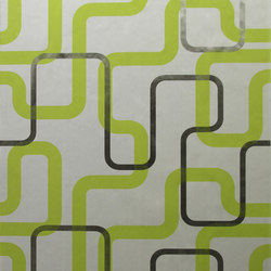 Simone Micheli U-turn | SMA247 | Wall coverings / wallpapers | Omexco
