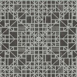 Monochrome Window | Tejidos decorativos | Arte