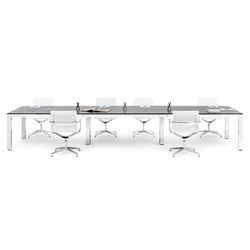 P80 | Multimedia conference tables | ICF
