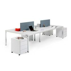 P50 | Desking systems | ICF