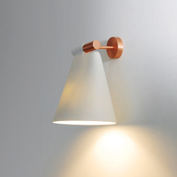 Cone Light W | Wall lights | B.LUX