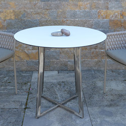 Suite Bistro table | Tables de bistrot de jardin | Fischer Möbel