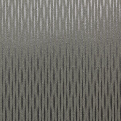 Graphite mica waves GRA2006 | Wall coverings / wallpapers | Omexco