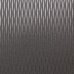 Graphite mica waves GRA2008 | Wall coverings / wallpapers | Omexco